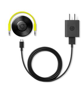 Thumbnail for the Google Chromecast 2015 (NC2-6A5) router with Gigabit WiFi,  N/A ETH-ports and                                          0 USB-ports