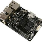The Hardkernel ODROID-U2 router with No WiFi,  100mbps ETH-ports and                                                  0 USB-ports