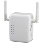 The Honeywell WREX router with 300mbps WiFi, 1 100mbps ETH-ports and                                                  0 USB-ports