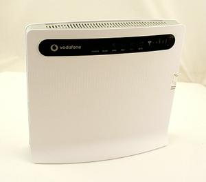 Thumbnail for the Huawei B593u-12 router with 300mbps WiFi, 4 100mbps ETH-ports and                                          0 USB-ports