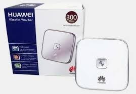Thumbnail for the Huawei WS322 router with 300mbps WiFi, 1 100mbps ETH-ports and                                          0 USB-ports