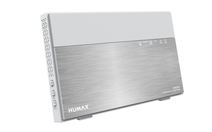 Thumbnail for the Humax Quantum T9x router with Gigabit WiFi, 4 Gigabit ETH-ports and                                          0 USB-ports