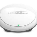 The IP-COM W40AP router with 300mbps WiFi, 1 100mbps ETH-ports and                                                  0 USB-ports