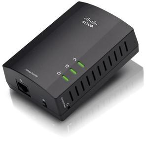 Thumbnail for the Linksys PLW400 router with 300mbps WiFi, 1 100mbps ETH-ports and                                          0 USB-ports
