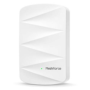 Thumbnail for the MeshForce M3 Dot router with Gigabit WiFi, 1 100mbps ETH-ports and                                          0 USB-ports