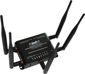 Thumbnail for the MoFi Network MOFI4500-4GXELTE router with Gigabit WiFi, 4 100mbps ETH-ports and                                          0 USB-ports
