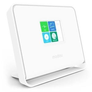 Thumbnail for the Modou M101 router with Gigabit WiFi, 2 100mbps ETH-ports and                                          0 USB-ports