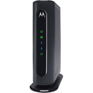 Thumbnail for the Motorola MB7220 router with No WiFi, 1 Gigabit ETH-ports and                                          0 USB-ports