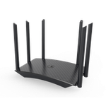 The Motorola MR1700 router with Gigabit WiFi, 4 Gigabit ETH-ports and                                              0 USB-ports