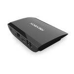 The NEXBOX ABOX A1 router with 300mbps WiFi, 1 100mbps ETH-ports and                                                  0 USB-ports