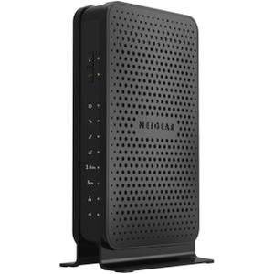 Thumbnail for the Netgear C3700v2 router with 300mbps WiFi, 2 Gigabit ETH-ports and                                          0 USB-ports