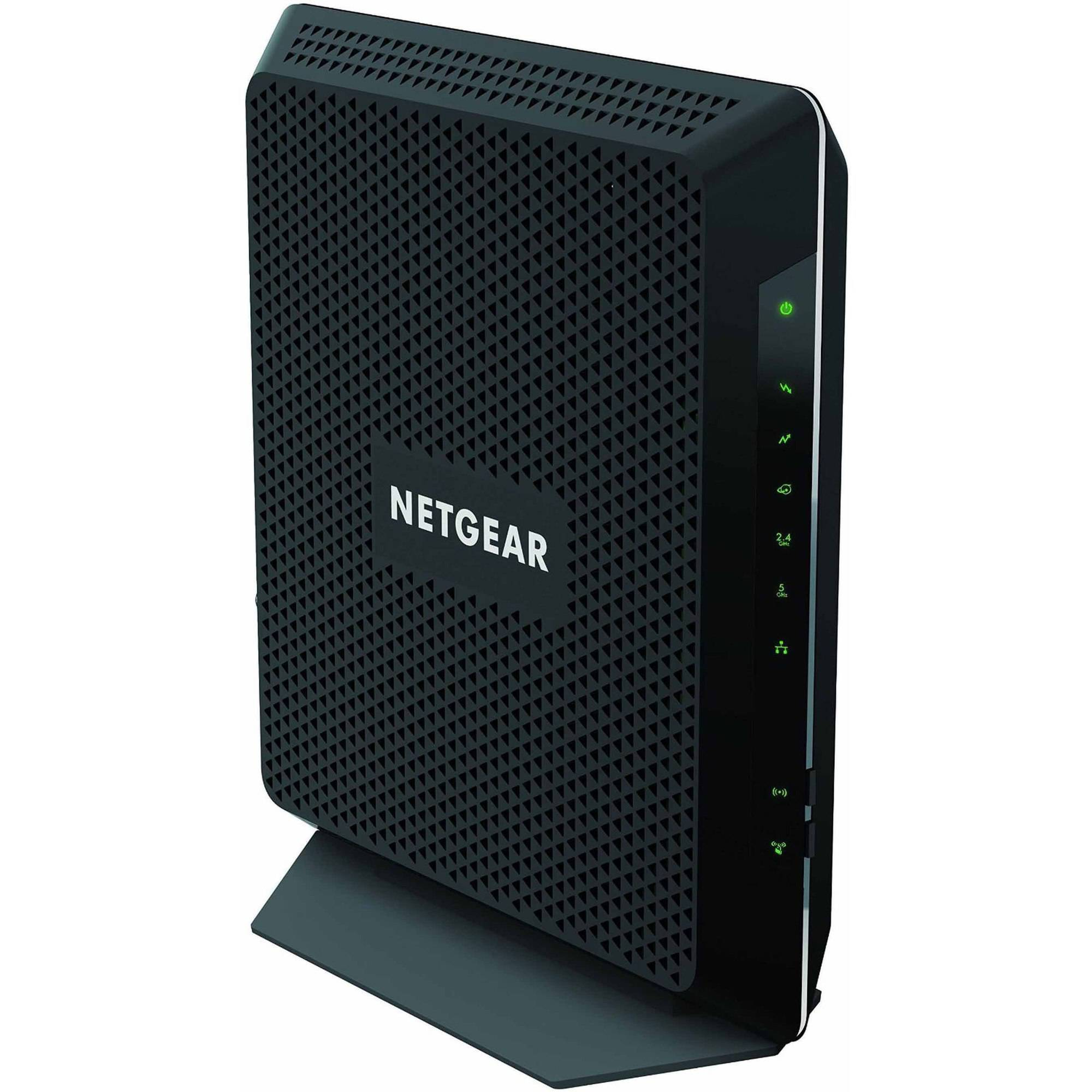 R6020 wifi routers networking home netgear - The Netgear C7000 Router With Gigabit Wifi 4 Gigabit Eth Ports And 0 Usb