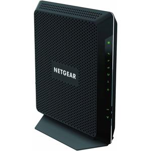 Thumbnail for the Netgear C7000 router with Gigabit WiFi, 4 N/A ETH-ports and                                          0 USB-ports