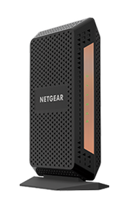 Thumbnail for the Netgear CM1100 router with No WiFi, 2 Gigabit ETH-ports and                                          0 USB-ports