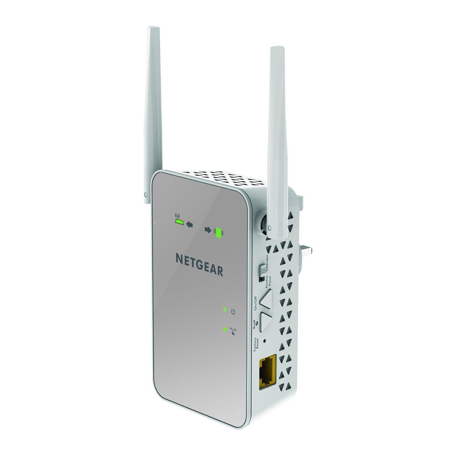 NETGEAR EX6150 Range Extender Drivers for PC