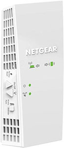 Thumbnail for the Netgear EX6250 router with Gigabit WiFi, 1 Gigabit ETH-ports and                                          0 USB-ports