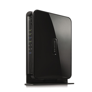 Thumbnail for the Netgear MBR1516 router with 300mbps WiFi, 4 100mbps ETH-ports and                                          0 USB-ports