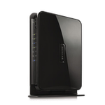 The Netgear MBR1516 router with 300mbps WiFi, 4 100mbps ETH-ports and                                              0 USB-ports