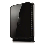 The Netgear MVBR1210C router with 300mbps WiFi, 4 100mbps ETH-ports and                                              0 USB-ports
