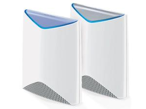 Thumbnail for the Netgear Orbi Pro Router (SRR60) router with Gigabit WiFi, 3 Gigabit ETH-ports and                                          0 USB-ports