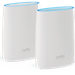 The Netgear Orbi Router (RBR20) router has Gigabit WiFi, 1 Gigabit ETH-ports and 0 USB-ports.