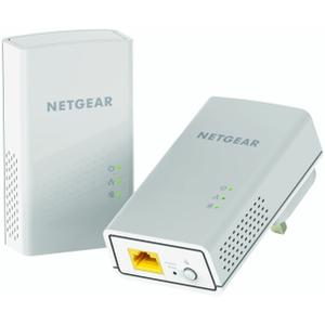 Thumbnail for the Netgear PL1000 router with No WiFi, 1 Gigabit ETH-ports and                                          0 USB-ports