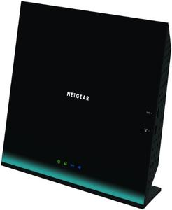 Thumbnail for the Netgear R6100 router with Gigabit WiFi, 4 100mbps ETH-ports and                                          0 USB-ports