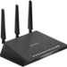 The Netgear R7450 router has Gigabit WiFi, 4 Gigabit ETH-ports and 0 USB-ports. It has a total combined WiFi throughput of 2600 Mpbs.
