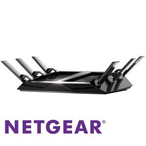 Thumbnail for the Netgear R7900 router with Gigabit WiFi, 4 Gigabit ETH-ports and                                          0 USB-ports