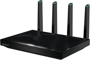 Thumbnail for the Netgear R8500 router with Gigabit WiFi, 6 Gigabit ETH-ports and                                          0 USB-ports