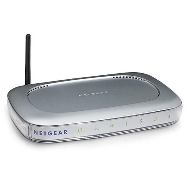 how to set password on netgear router