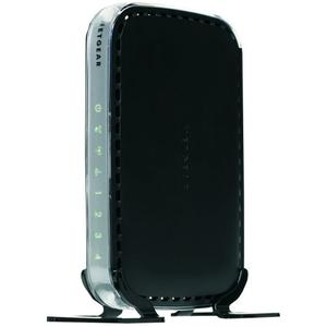 Thumbnail for the Netgear WNR1000v3 router with 300mbps WiFi, 4 100mbps ETH-ports and                                          0 USB-ports