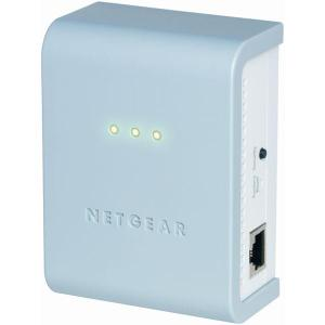 Thumbnail for the Netgear XAV101 router with No WiFi, 1 100mbps ETH-ports and                                          0 USB-ports