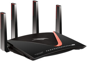 Thumbnail for the Netgear XR700 router with Gigabit WiFi, 6 Gigabit ETH-ports and                                          0 USB-ports