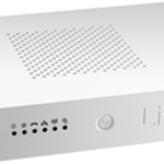 The Orange Livebox 2.0 router with 300mbps WiFi, 4 100mbps ETH-ports and                                              0 USB-ports