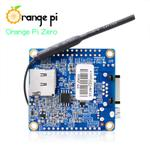 The Orange Pi Zero router with 300mbps WiFi, 1 100mbps ETH-ports and                                              0 USB-ports