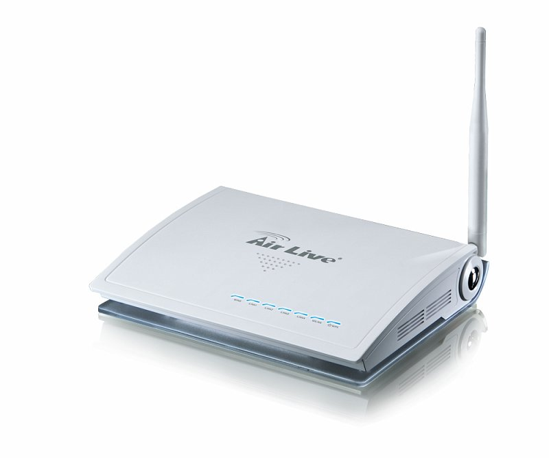 how to change password on ovislink router