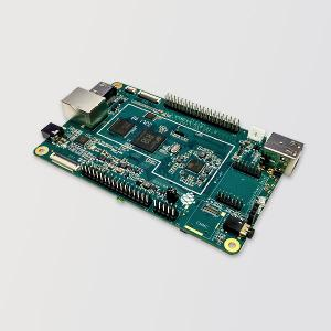 Thumbnail for the Pine64 PINE A64-LTS router with No WiFi, 1 Gigabit ETH-ports and                                          0 USB-ports