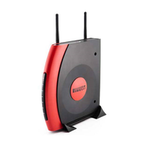 The Pirelli DRG A125G router with 54mbps WiFi, 4 100mbps ETH-ports and                                                  0 USB-ports