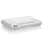 The Proxim ORiNOCO AP-4000 router with 54mbps WiFi, 1 100mbps ETH-ports and                                                  0 USB-ports