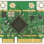 The Qualcomm Atheros WCN3660 module router with 300mbps WiFi,  10mbps ETH-ports and                                              0 USB-ports