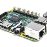 The RPF Raspberry Pi 2 Model B (1GB) router with No WiFi, 1 100mbps ETH-ports and                                              0 USB-ports