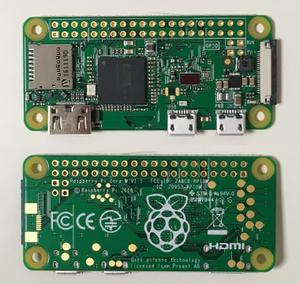 Thumbnail for the RPF Raspberry Pi Zero W router with 300mbps WiFi,  N/A ETH-ports and                                          0 USB-ports
