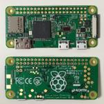 The RPF Raspberry Pi Zero W router with 300mbps WiFi,  N/A ETH-ports and                                              0 USB-ports