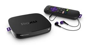 Thumbnail for the Roku Premiere+ (4630X) router with Gigabit WiFi, 1 100mbps ETH-ports and                                          0 USB-ports