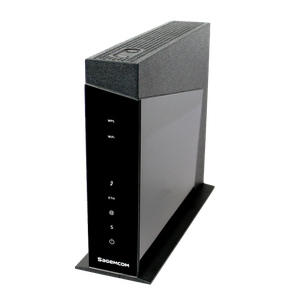 Thumbnail for the Sagemcom F@ST 3686 Com Hem Wi-Fi Hub C1 router with No WiFi,   ETH-ports and                                          0 USB-ports