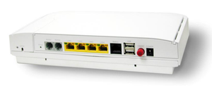 Thumbnail for the SerComm RV6699 v2 router with Gigabit WiFi, 4 N/A ETH-ports and                                          0 USB-ports