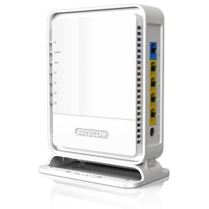 Thumbnail for the Sitecom WLR-8100 router with Gigabit WiFi, 4 Gigabit ETH-ports and                                          0 USB-ports