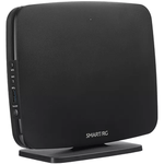 The SmartRG SR400ac router with Gigabit WiFi, 4 Gigabit ETH-ports and                                                  0 USB-ports