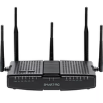 The SmartRG SR700ac router with Gigabit WiFi, 3 Gigabit ETH-ports and                                                  0 USB-ports